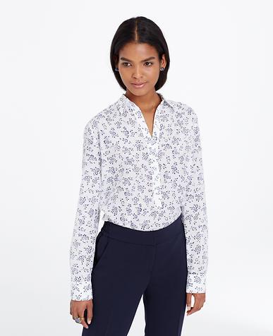 Image of Daisy Silky Shirt