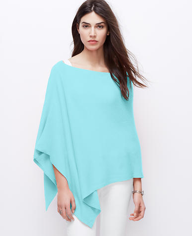 Image of Cashmere Poncho