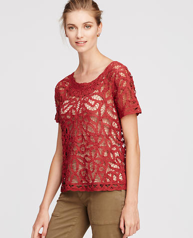 Image of Lacy Tee