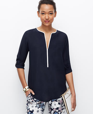 Image of Silk Tunic