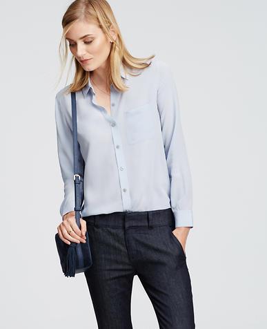 Image of Silk Shirt