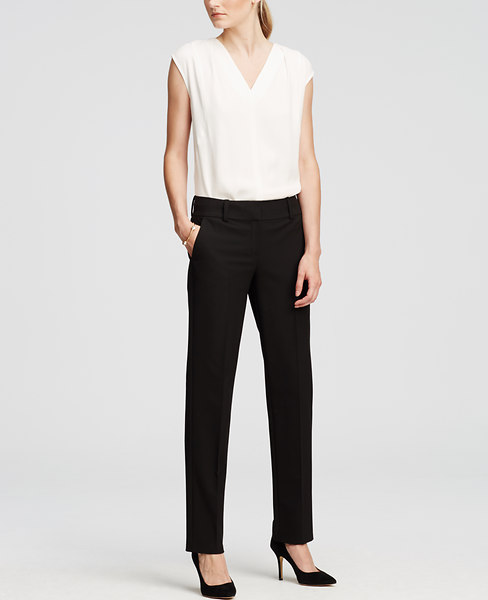 Ann All-Season Stretch Straight Leg Pants