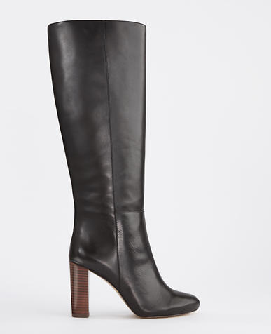 Image of Ellen Leather Riding Boots