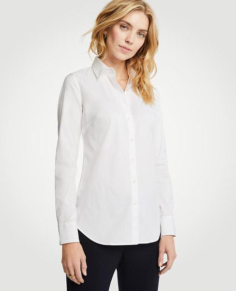 앤테일러 셔츠 Ann Taylor Perfect Shirt