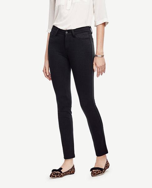 Ponte Skinny Pants