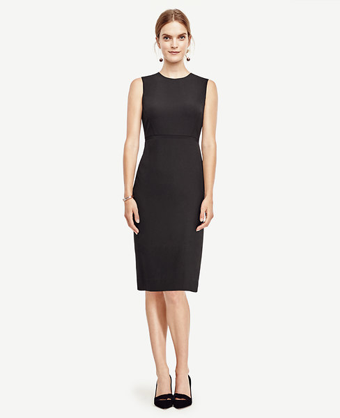 All-Season Stretch Sheath Dress