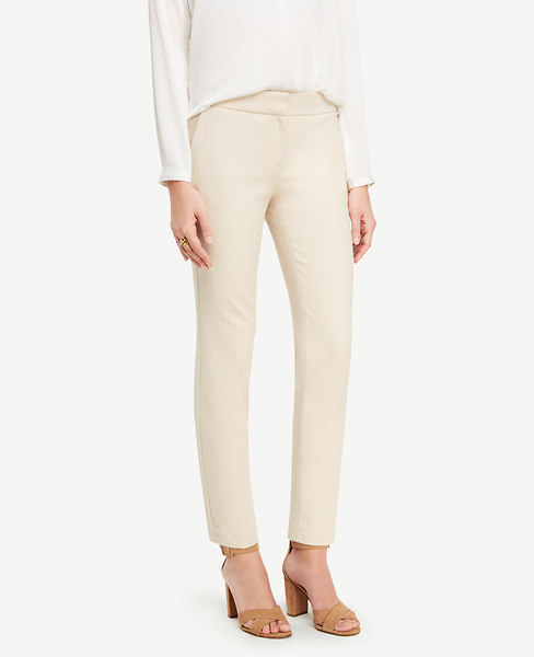 Ann Taylor Petite Devin Everyday Ankle Pants