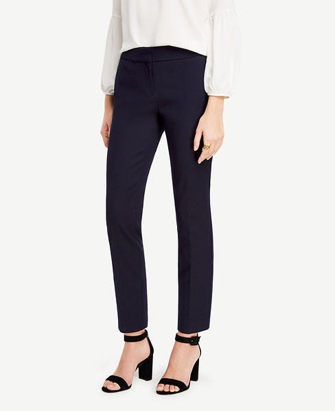 Ann Taylor Tall Kate Everyday Ankle Pants