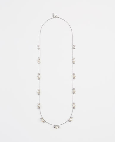 Image of Modern Classic Beaded Necklace