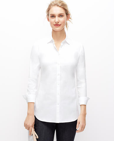Image of P Cttn LS Perfect Shirt