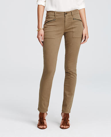 Image of Curvy Cargo Skinny Jeans