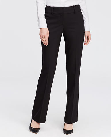 Image of Kate Tropical Wool Trousers