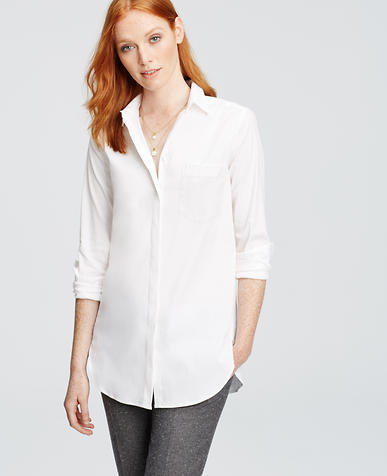 Image of Tall Oversized Shirt