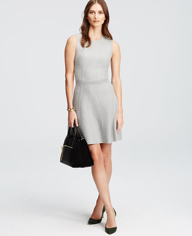 Image of Petite Sleeveless Sweater Dress