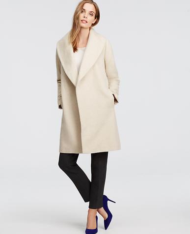 Image of Wrap Tie Coat