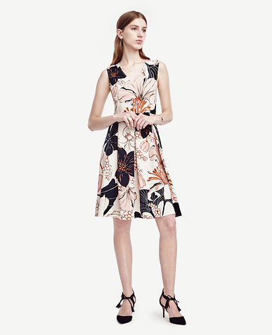 Image of Blossom Flare Dress
