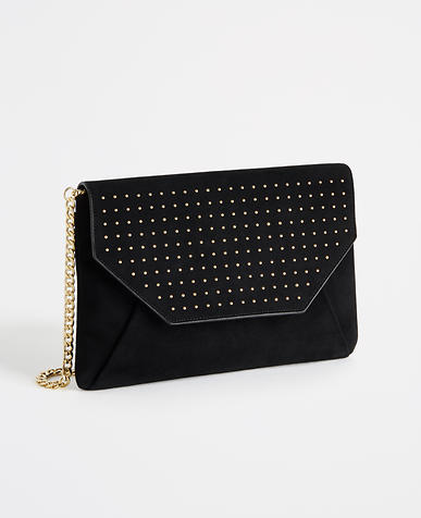 Image of Bella Studded Clutch