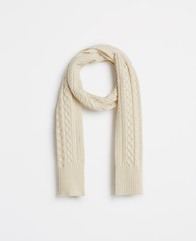 Image of Cable Scarf