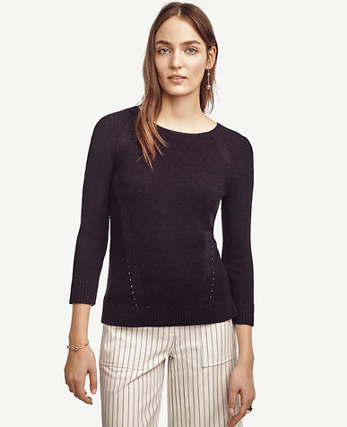 Image of Boatneck Summer Sweater