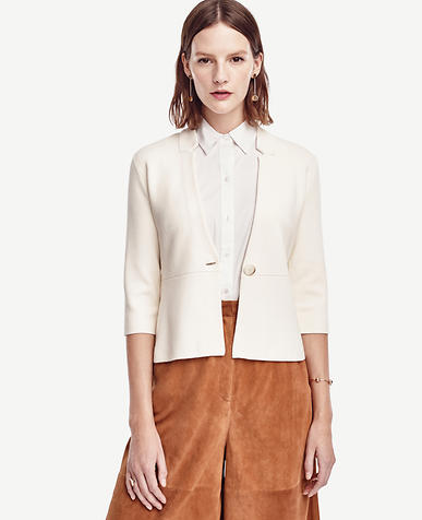 Image of Peplum Jacket