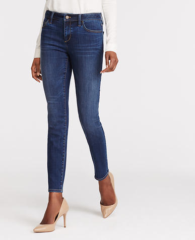Image of Tall Curvy Skinny Ankle Jeans