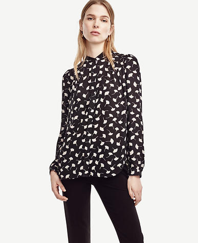 Image of Ginkgo Button Down Blouse