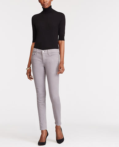 Image of Modern Super Skinny Ankle Jeans