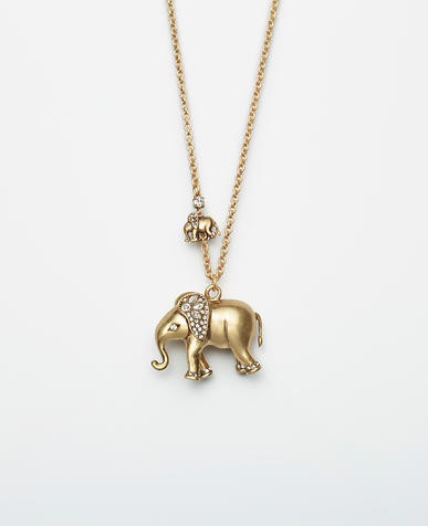 Image of Elephant Pendant