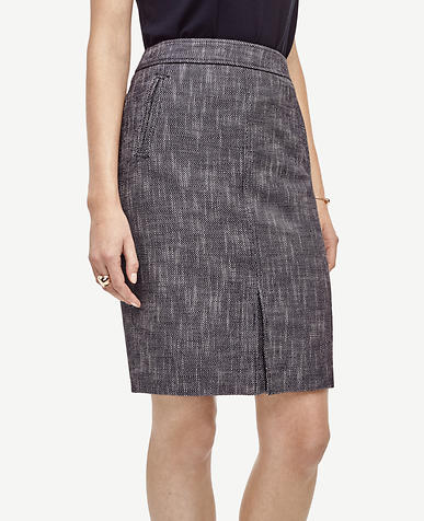 Image of Pocket Pencil Skirt