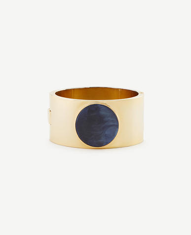 Image of Lapis Disc Cuff
