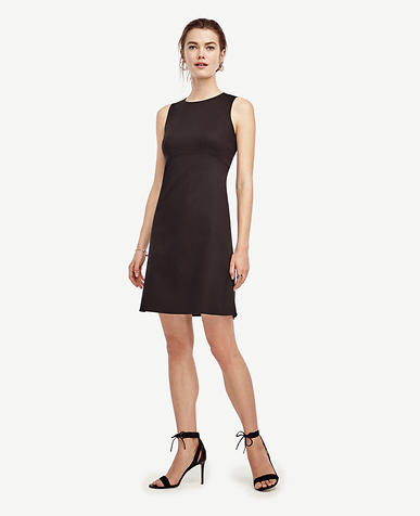 Image of Curve Seam Flare Dress