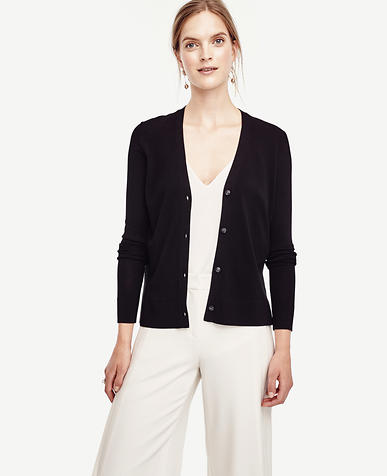 Image of V-Neck Cardigan