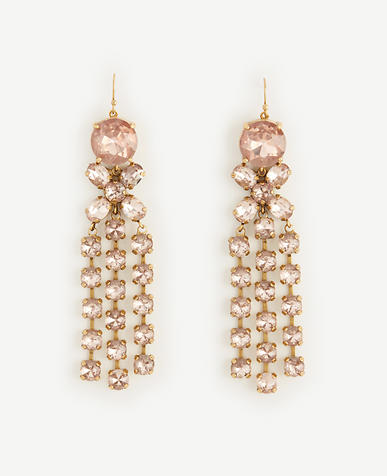 Image of A.T. Cares Crystal Statement Earrings