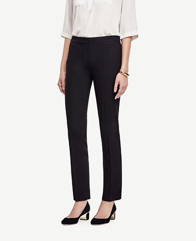 Image of Petite Devin All-Season Stretch Ankle Pants