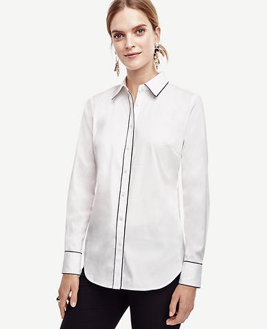Image of Tipped Perfect Shirt