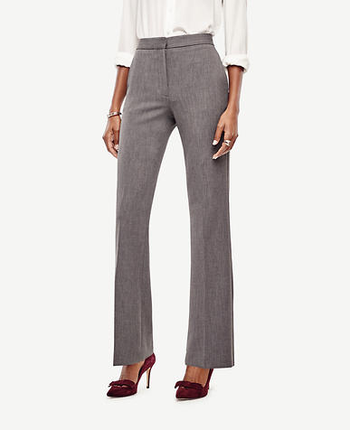 Image of High Waist Flare Trousers