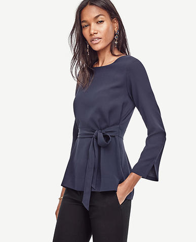 Image of Tie Waist Top
