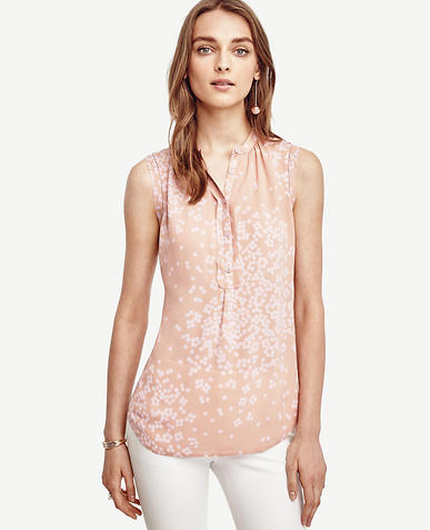 Image of Blossom Sleeveless Blouse