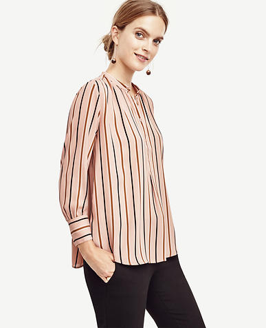 Image of Essential Stripe Popover