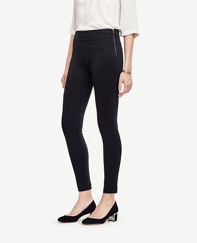 Image of Tall Ponte Skinny Ankle Pants