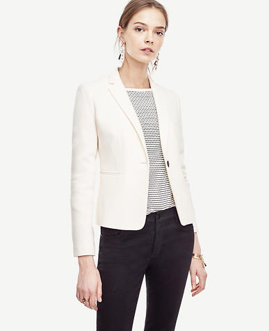 Image of Tall Single Button Blazer