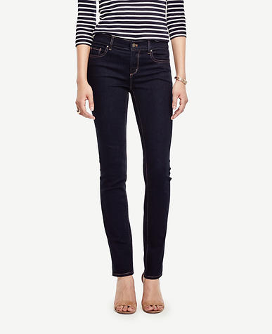 Image of Tall Modern Slim Denim Jeans