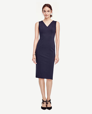 Image of Petite Seasonless Sheath Dress
