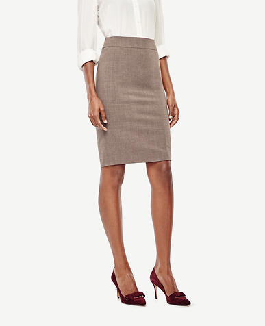 Image of Petite Seasonless Pencil Skirt