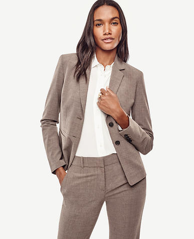 Image of Tall Seasonless Two Button Jacket