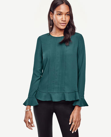 Image of Bell Sleeve Blouse