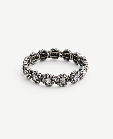 Image of Floral Mini Stretch Bracelet