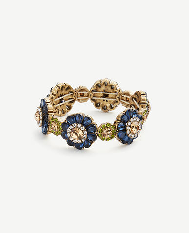 Image of Floral Stretch Bracelet