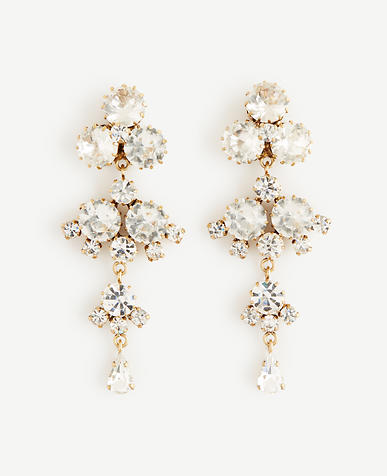 Image of Chandelier Drop Earrings