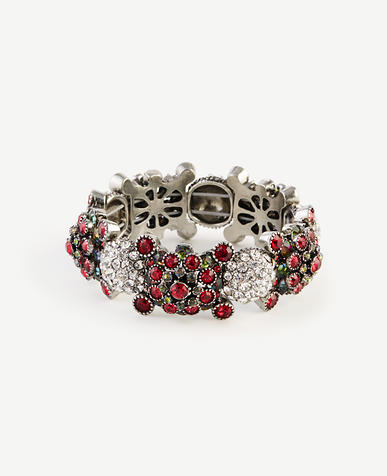 Image of Jeweled Pave Stretch Bracelet